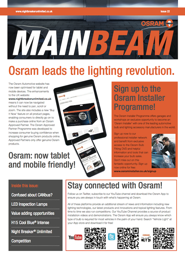 Mainbeam issue 22