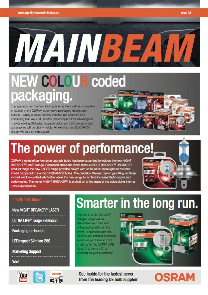 Mainbeam issue 23